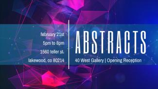Abstracts flier